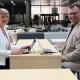 Heli Matero, CFO and Jouko Peltonen, System Manager at Tehcnopolis Plc
