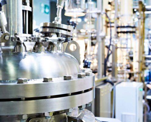 Perryman fremstiller titaniumprodukter til industrivirksomheder